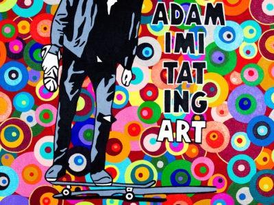 Adam Imitating Art